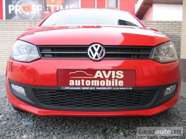 VW POLO 1,6 TDI DPF 90 CP 2011  TEAM