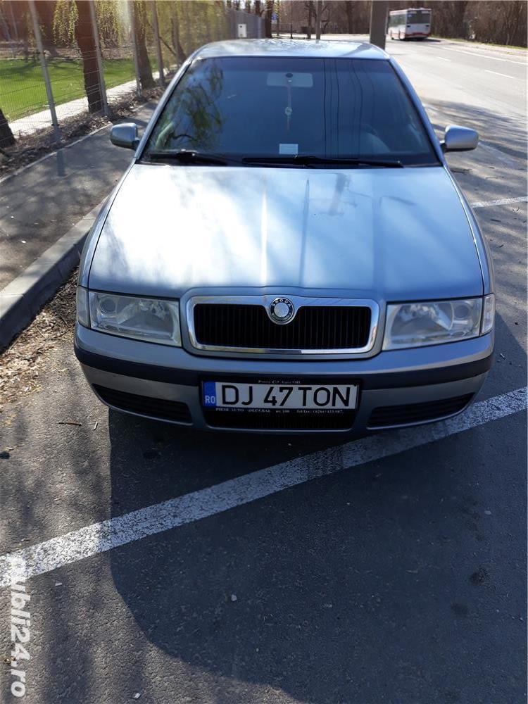 Skoda Octavia SR inmatriculat RO.