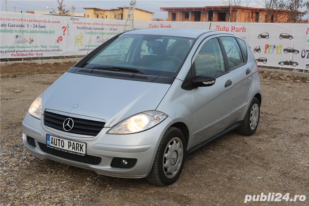 Mercedes-benz Clasa A180 CDI Diesel Clima Consum mic Ideala de oras Rate Credit Leasing