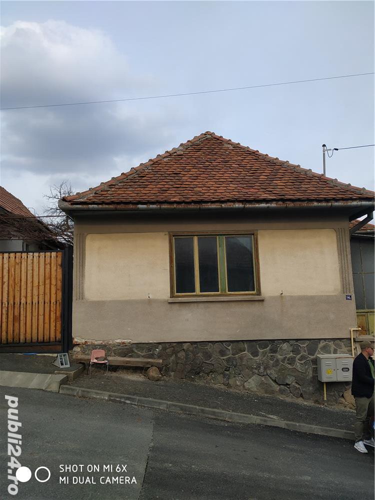 Casa modestă cu teren in Cisnădie