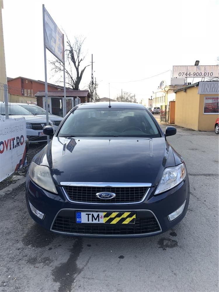 Ford Mondeo 2009