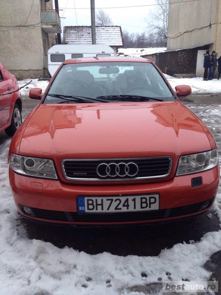 Audi A4 B5 quattro 1.9 TDI