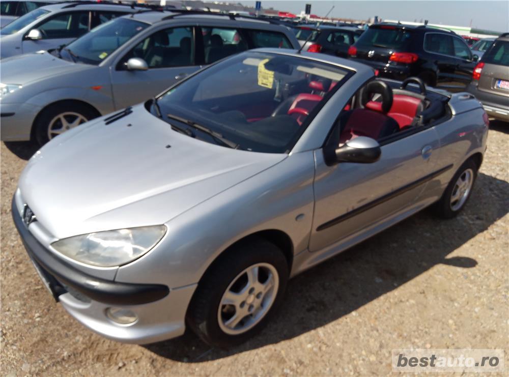 Peugeot 206 cabrio