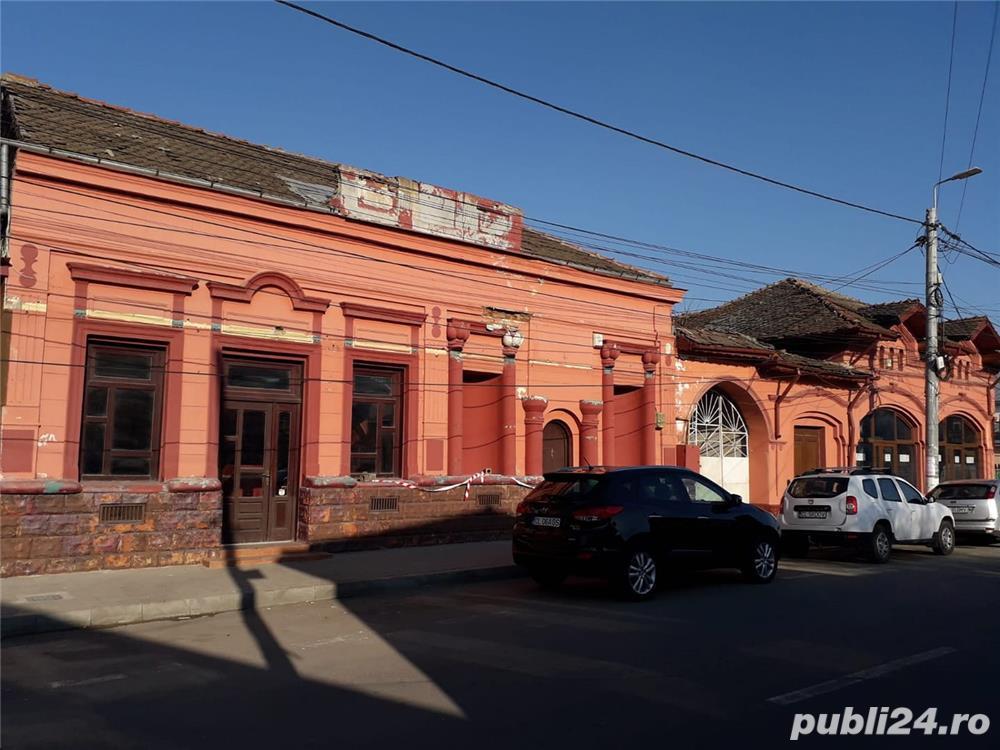 Spatiu comercial strada Bucuresti, judetul Calarasi