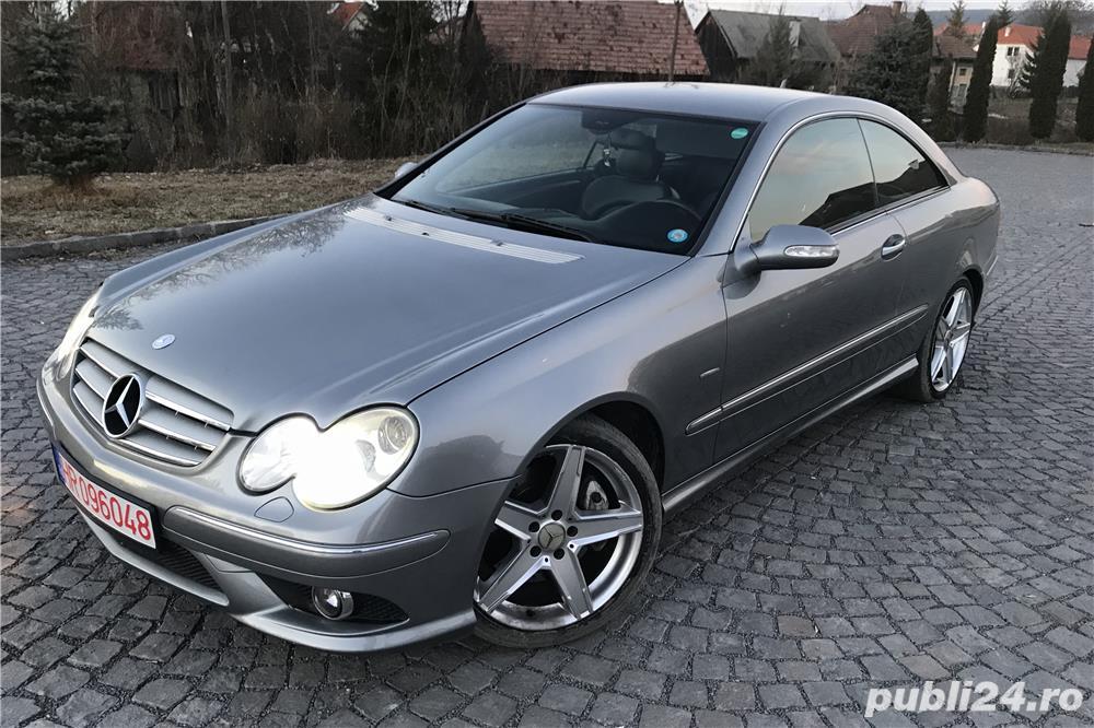 Mercedes-Benz CLK 220 CDI Grand Edition 2009