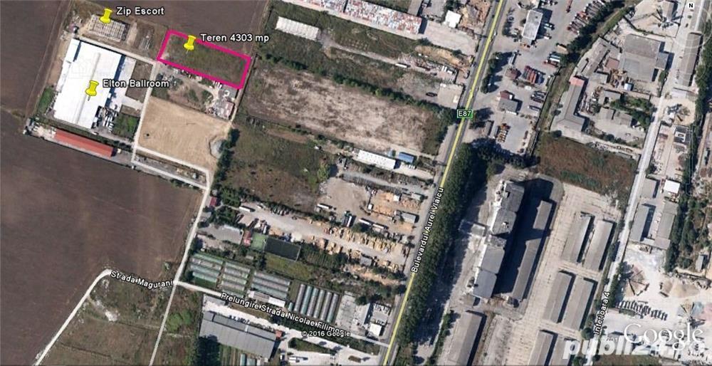 Teren Constanta zona Elton Ballroom/Aurel Vlaicu 4303 mp