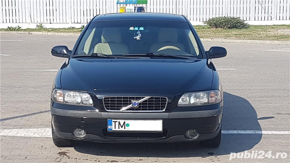 Ofer Volvo s60 contra lucrari amenajari interioare/exterioare