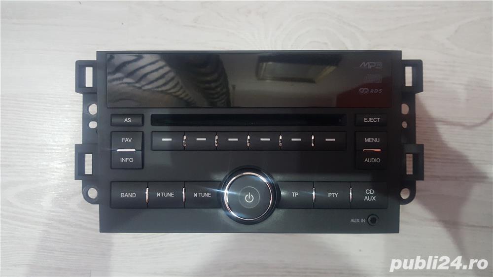 Cd Player Chevrolet Captiva,Epica,Aveo,Opel Antara