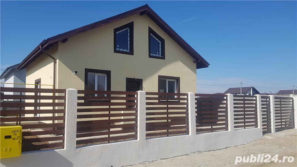 Casa la cheie 65.500 euro comuna Berceni OFERTA limitata