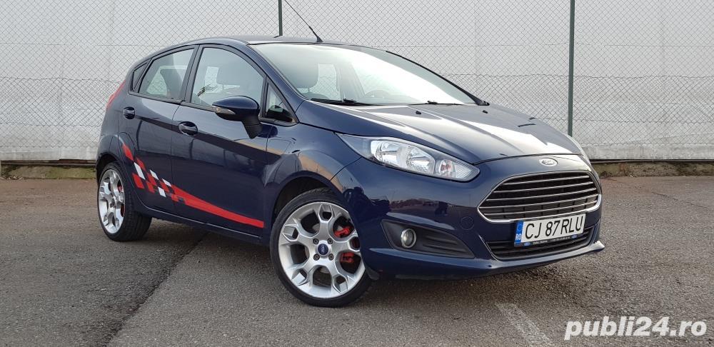 Ford Fiesta 1.5 Tdci Euro 5 km 100% reali +CADOU