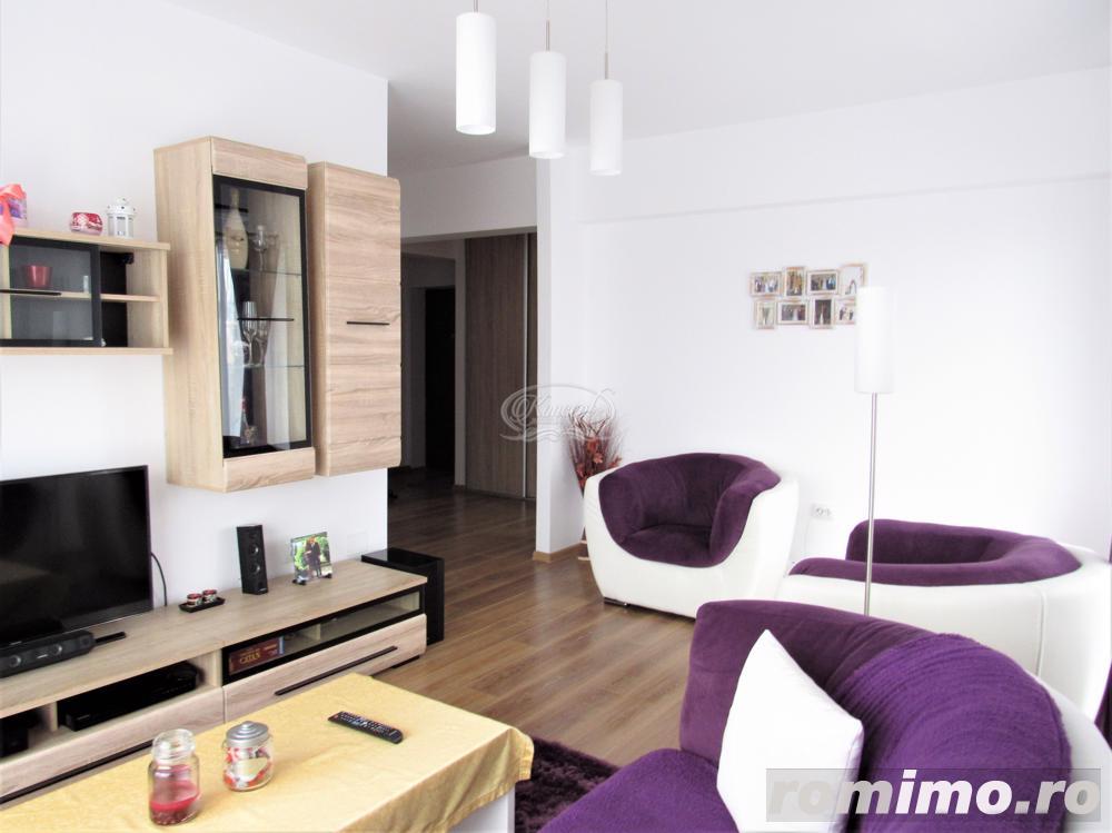 Apartament decomandat in Bonjour Residence