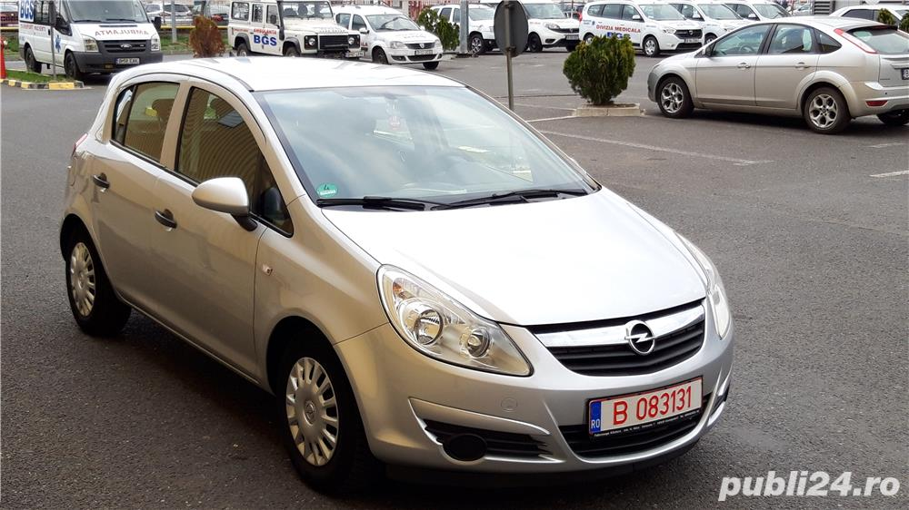 Opel Corsa , usi, Impecabila, Import Germania recent, benzina