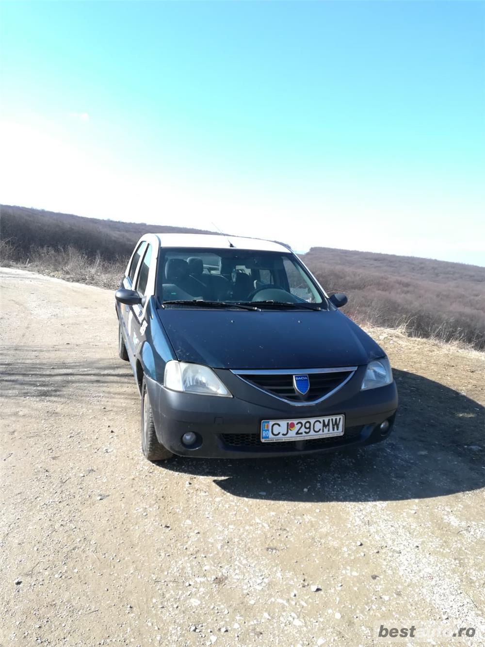 Dacia logan-pret negociabil-ITP valabil
