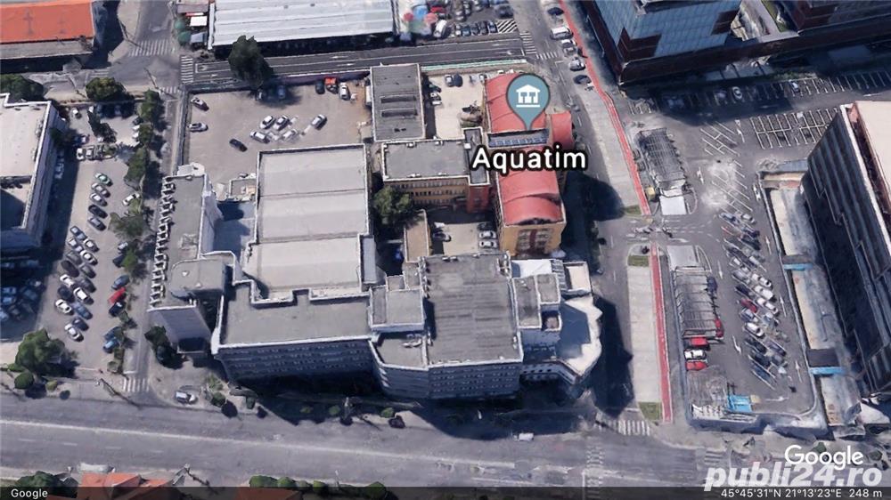 inchiriez terasa etajul 5 pentru roof top / restaurant / club.