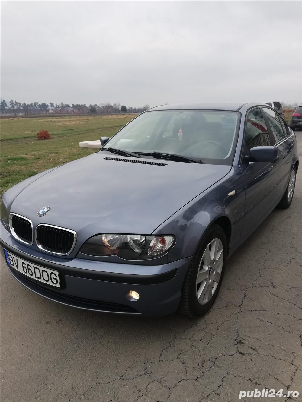BMW 318I BENZINA 143CP EURO4.Inmatriculat Ro.