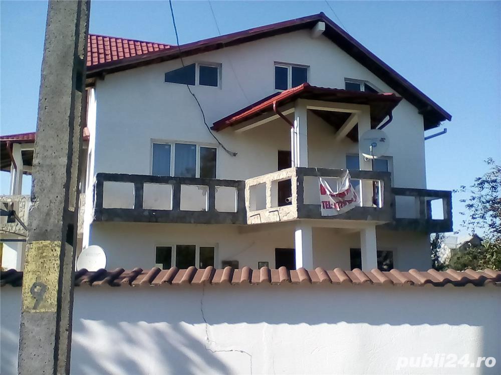 Afumați, vilă cu 9 camere și teren 1.000 mp