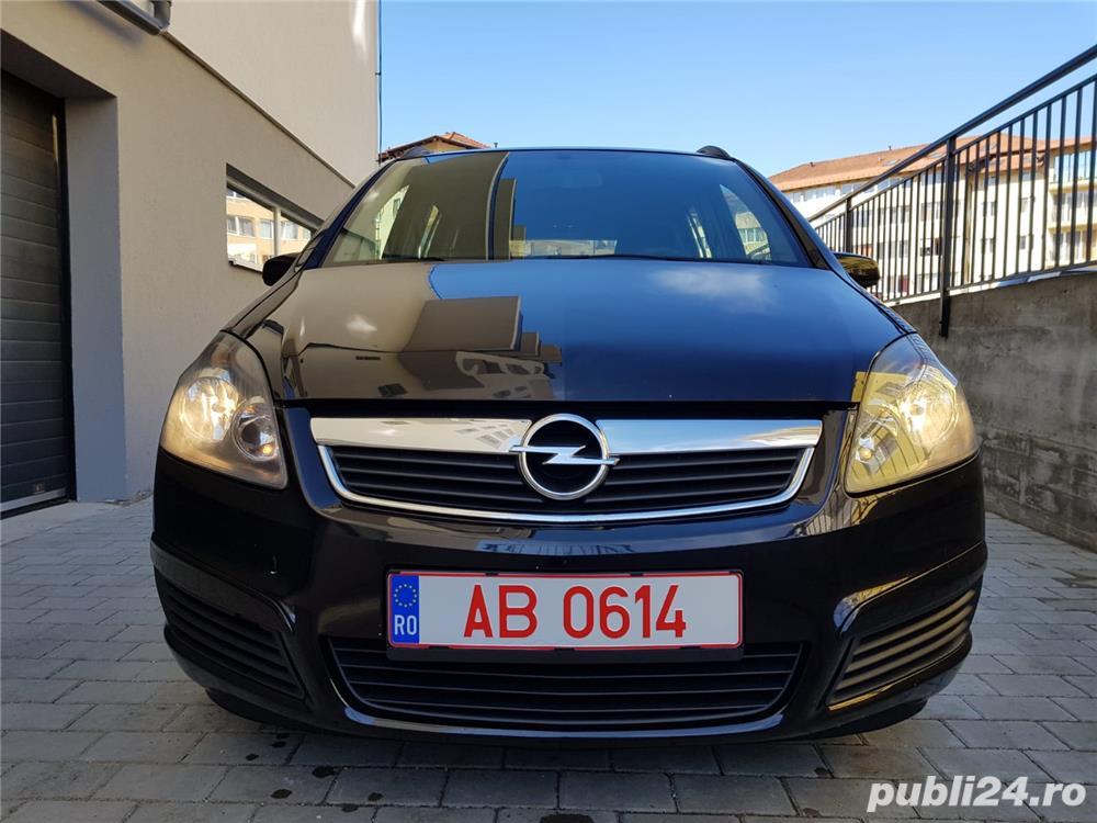 Opel zafira 2008, fara investitii
