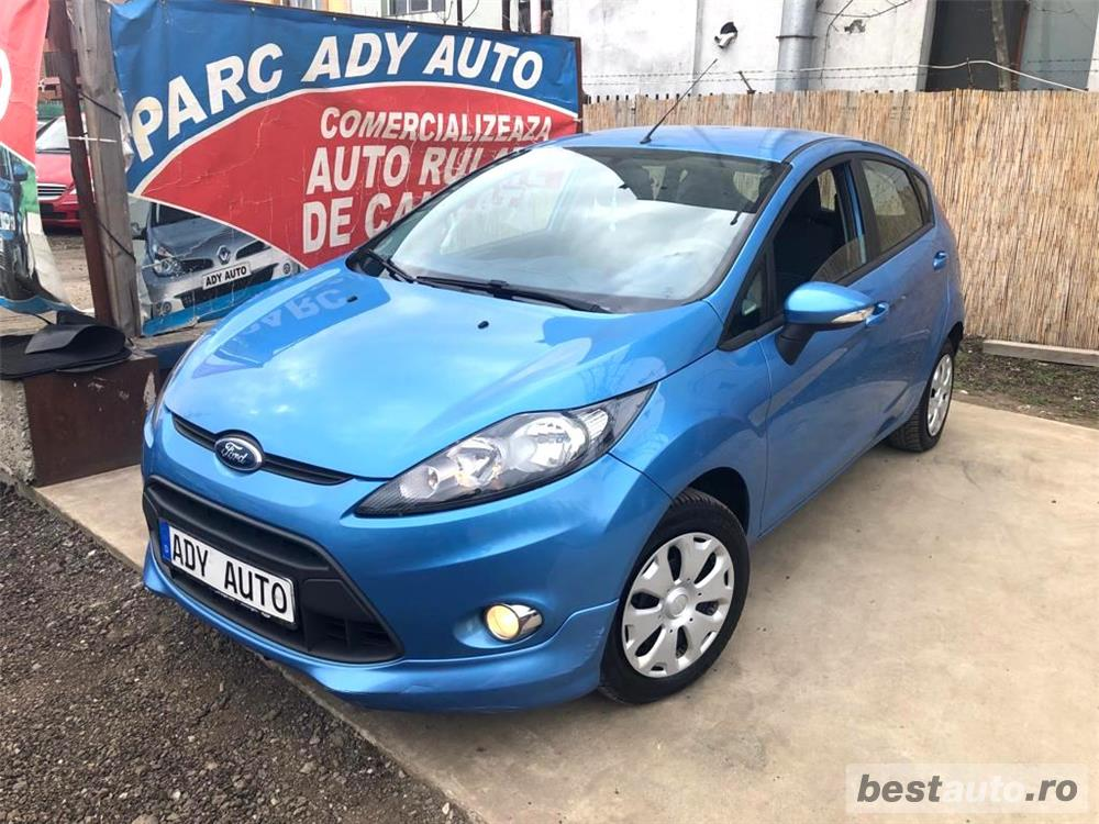 FORD FIESTA 1,2 i / Posibilitate si in rate si fara avans / facelift /