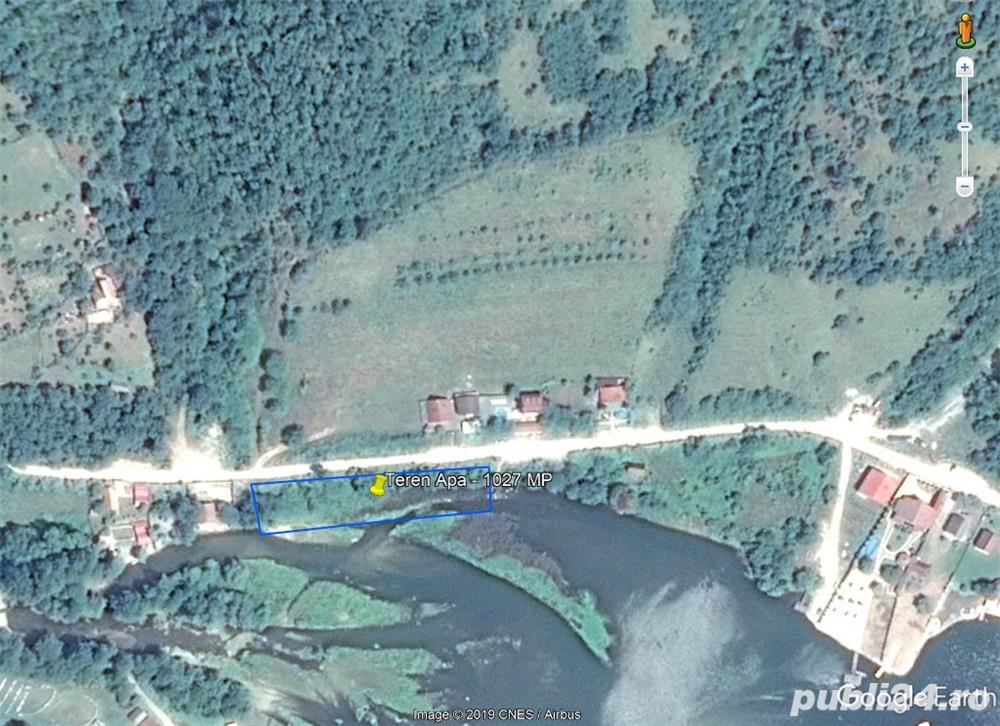 Vand teren intravilan zona Mraconia, Mehedinti