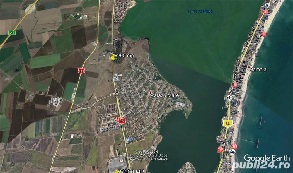 teren de vanzare Constanta zona Bavaria Motors  cod vt 583