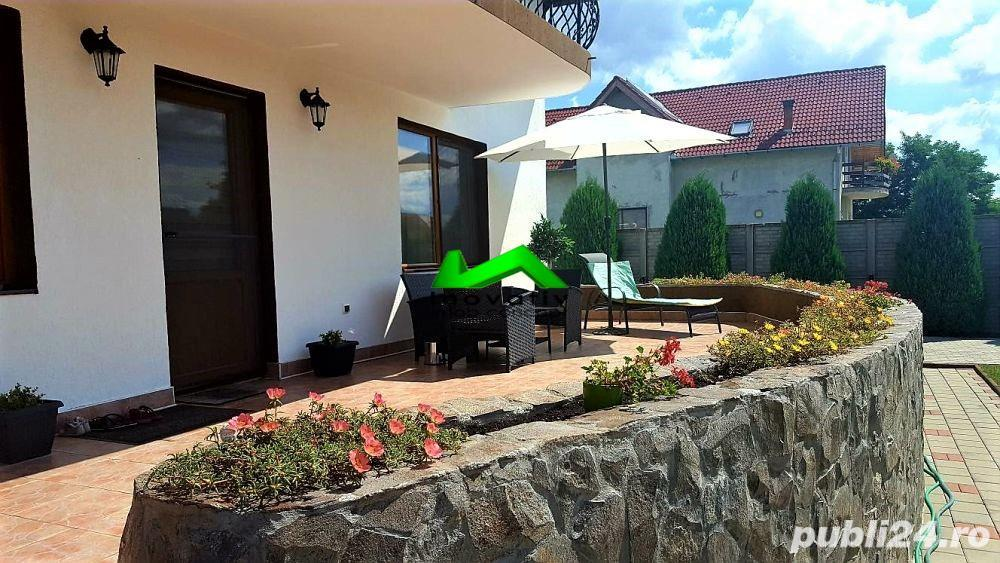 Casa 4 camere,teren 900mp,garaj,utilitati incluse,Selimbar central