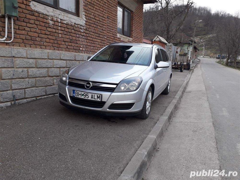 Opel astra h 1.7