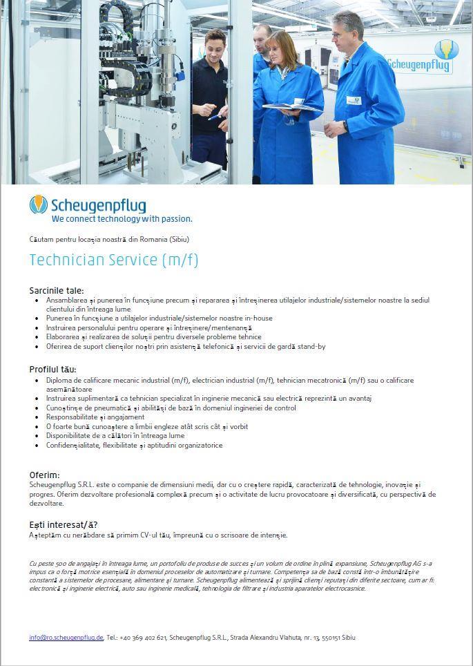 Technician Service (m/f)