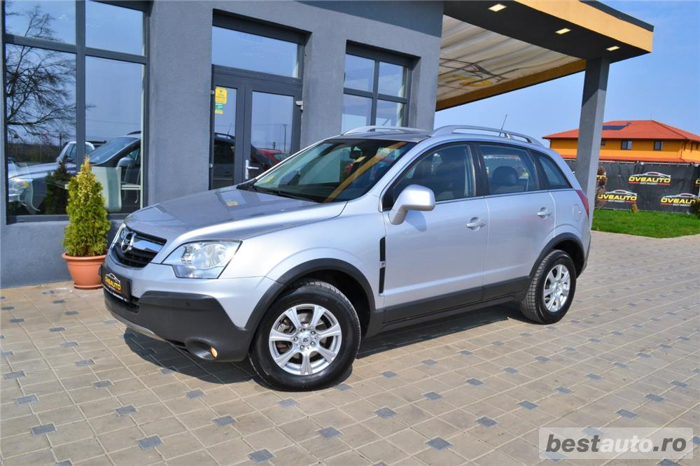 Opel antara an:2007= avans 0 % rate fixe = aprobarea creditului in 2 ore =autohaus vindem si in rate