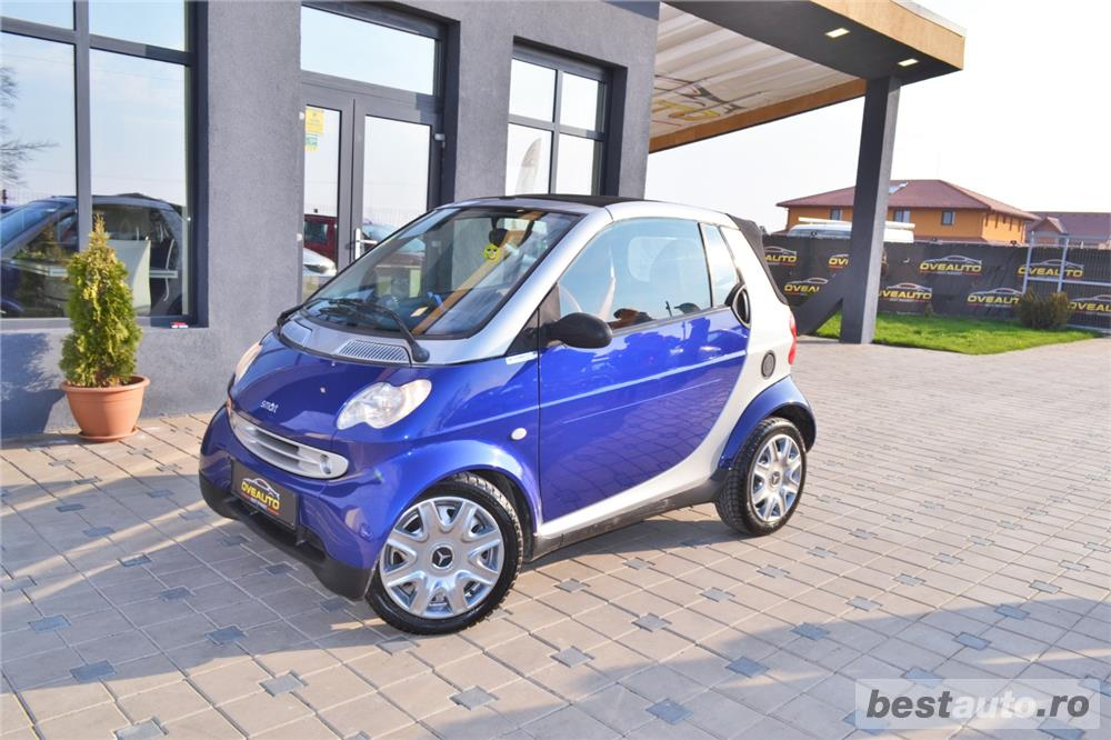 Smart fortwo an:2000=avans 0 % rate fixe = aprobarea creditului in 2 ore =autohaus vindem si in rate