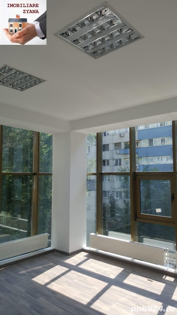 Bazilescu - Spatiu  comercial LUX / Cladire Noua, P+2, Suprafata 600 mp., vitrina stradala