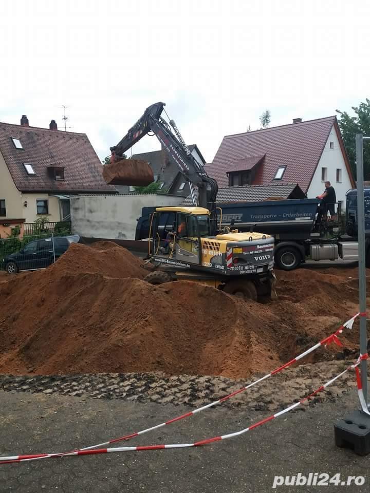Caut jobb pe excavator sau sofer cat b 3,5t