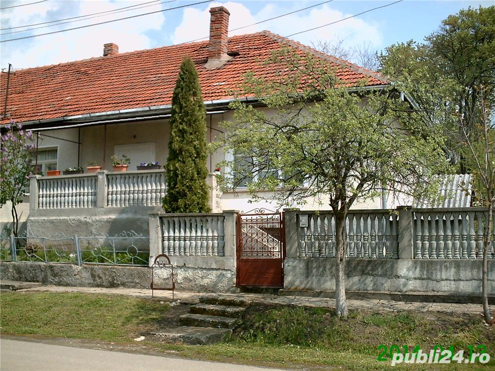 PF Vand casa din caramida cu suprafata utila 200 mp in Sarmasag, str. Florilor nr. 11