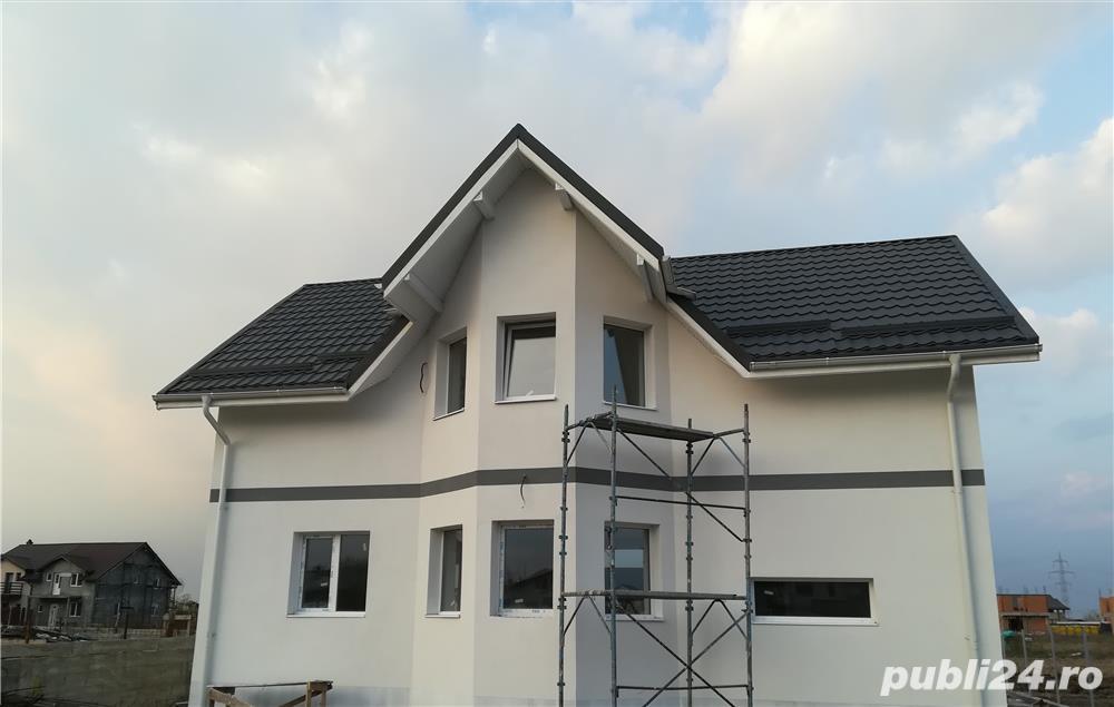 vand casa si implinesc un vis: 4 camere, comuna Berceni, 82.900 euro