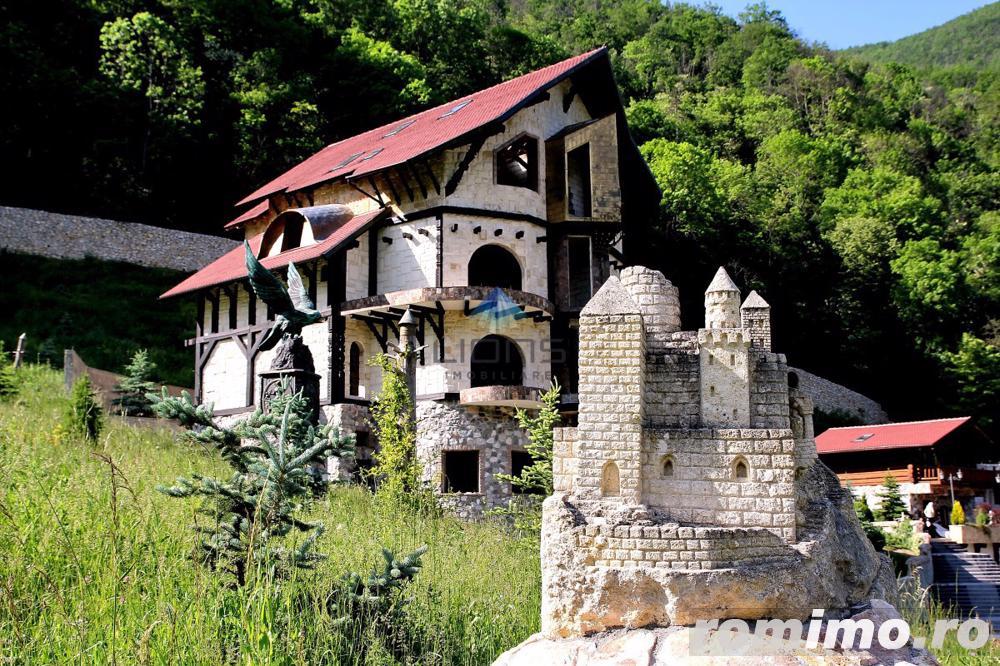 Domeniu de vanzare cu 40 HA la 50 km de Cluj