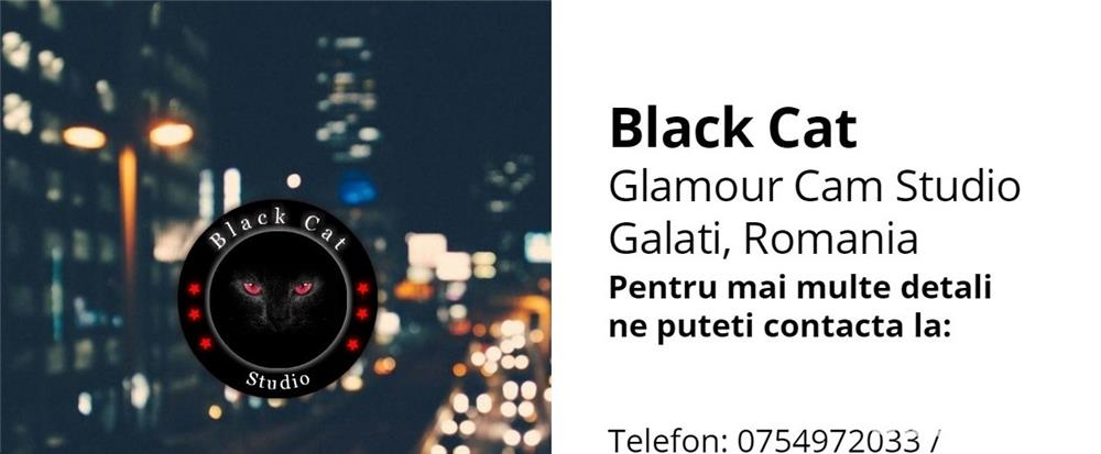 Echipa noastra BlackCat Studio Galati se mareste!!!