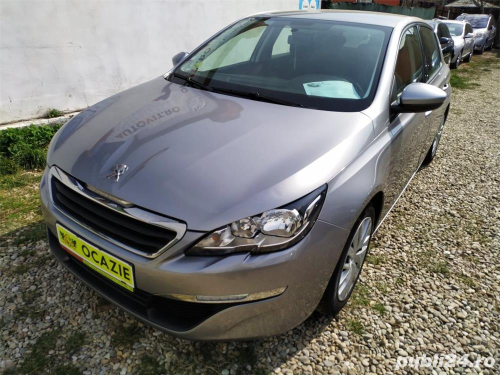 Peugeot 308 12/ 2013 1.6hdi euro5 92cp  Rate