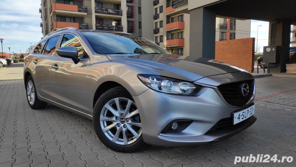 Mazda 6/navi/bluetooth/aux/usb/euro6/full de dotari
