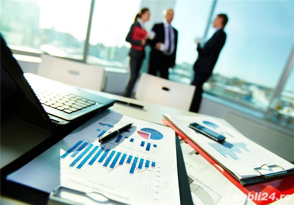 ECONOMIST SENIOR in firma de contabilitate