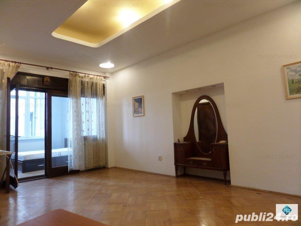 Dacia - Parc Ioanid, apartament 3 camere