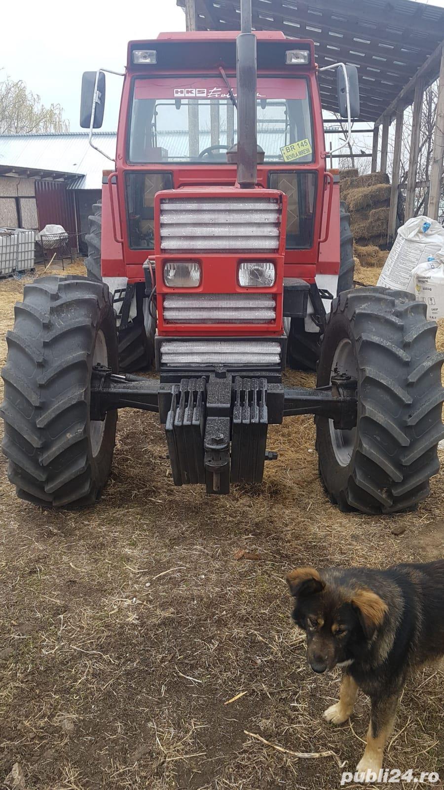 Tractor Fiat 1580DT condiții excelente