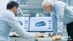 Inginer mecanic , programator CNC