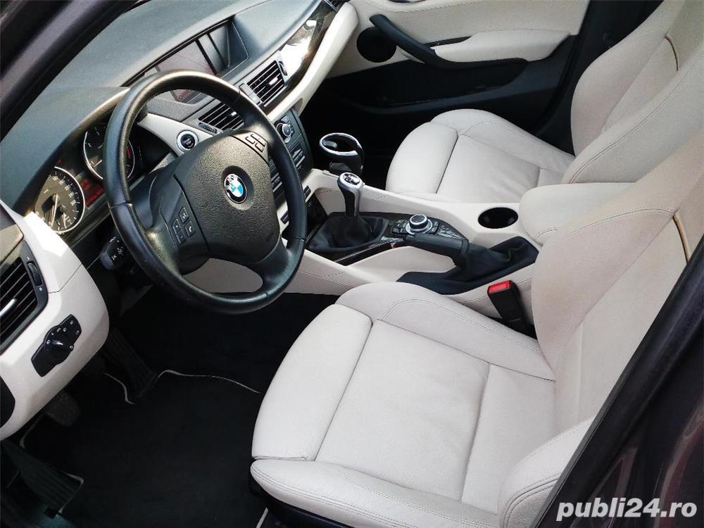 BMW X1, xDrive, 20d, X-Line