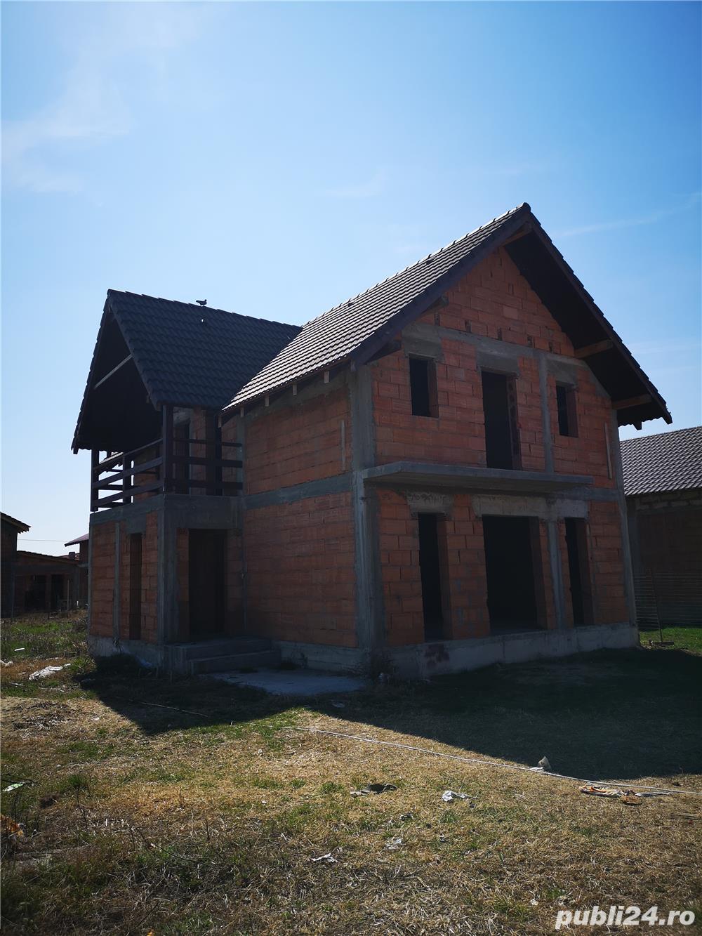 Vanzare  Casa cu etaj Remetea Mare-67000 euro discutabil
