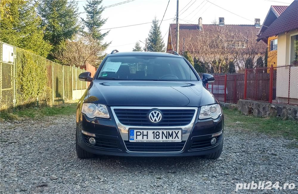 VW Passat B6 2.0 TDI euro 4