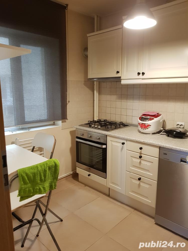 Vand apartament 3 camere rond doamna ghica cu colentina cu loc parcare