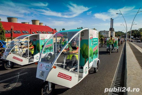 Angajam biciclist pentru transport materiale reciclabile [Bucuresti]