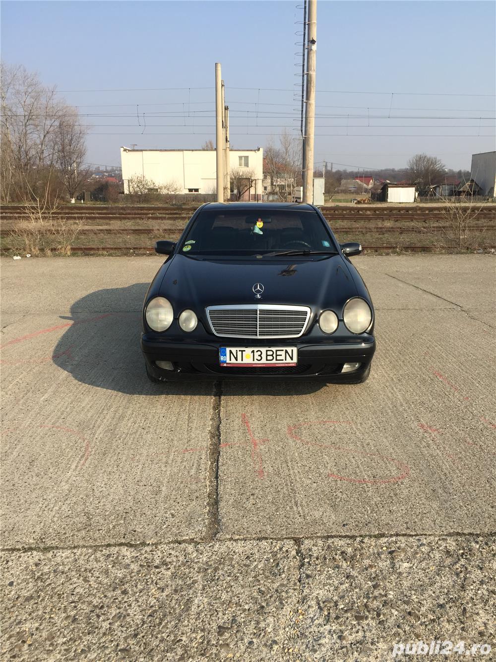 Vând Mercedes E200 CDI, Facelift