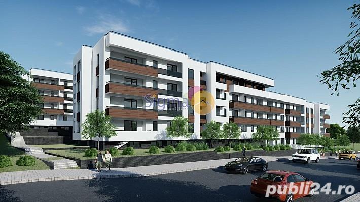 Apartament 2 camere D Lux zona Bucium
