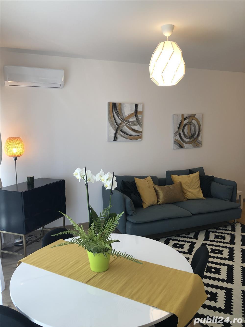 Aviatiei - Apartament 2 camere de inchiriat - Complex Belvedere