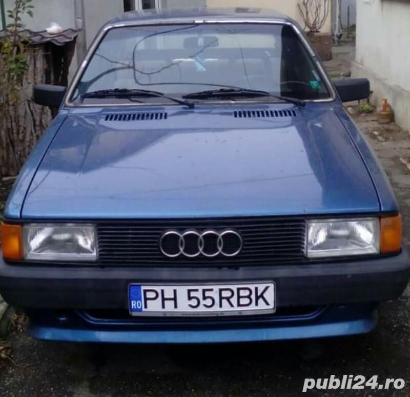 Audi 80 CC cutie automata vehicul istoric